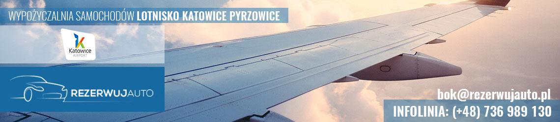 wypozyczalnia samochodow lotnisko katowice pyrzowice